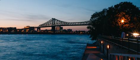 Pont Jacques-Cartier Montréal