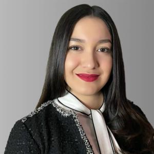 Priscilla Ventura Chargée de projets aux événements